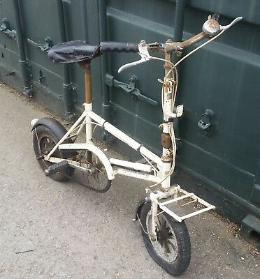 Early 1970's Bootie Cycle Small 3 Speed Bicycle for Restoration Very Rare Bike