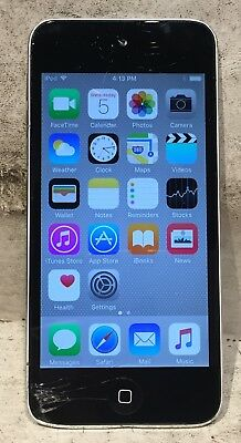 Apple iPod Touch 5th Generation 16GB Black/Silver A1509