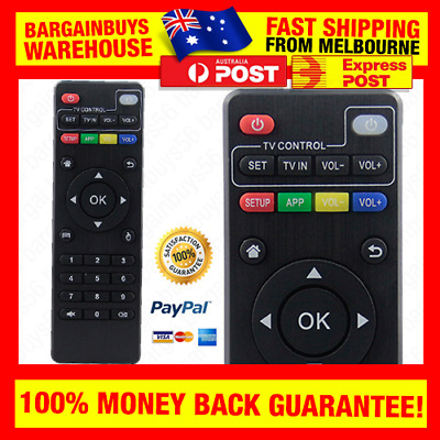 Remote Control For Android TV Box H96 pro+ M8N M8C M8S V88 X96 MXQ T95N T95X T95