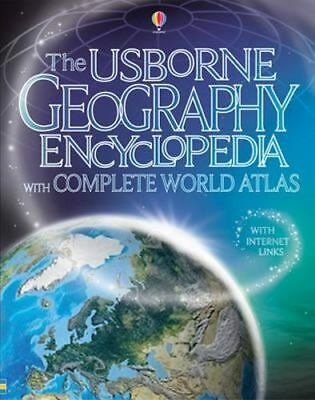 NEW Geography Encyclopedia By Gillian Doherty Paperback Free Shipping