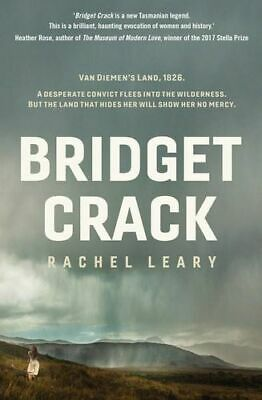 NEW Bridget Crack By Rachel Leary Paperback Free Shipping