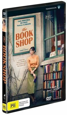 NEW The Bookshop DVD Free Shipping