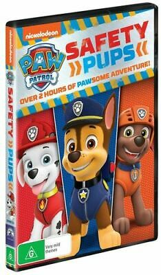 NEW Paw Patrol DVD Free Shipping