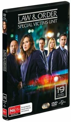 NEW Law & Order - Special Victims Unit DVD Free Shipping