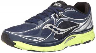 SAUCONY MIRAGE 5 Men's Running Shoes Size 11.5 Navy Blue