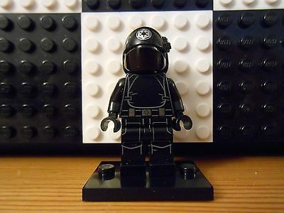 Lot of 2 LEGO Star Wars minifigure IMPERIAL DEATH STAR GUNNER Trooper Soldier DS