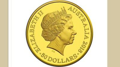 Royal Mint gold coin