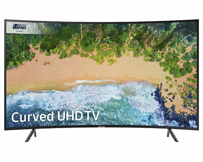 """Samsung UE55NU7300 55"""" Curved Ultra HD certified HDR Smart 4K TV *Free Delivery*"""