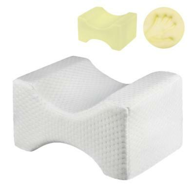 Memory Foam Leg Pillow Cushion Hips Knee Support Pain Relief Maternity Shaping