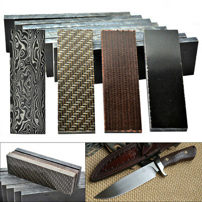 For DIY Knife Making New Knife Handle Material Scale Micarta Sword Slab Supply