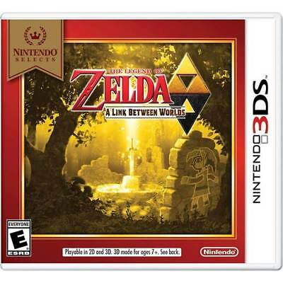 Legend of Zelda: A Link Between Worlds (Nintendo 3DS) - Brand New! Sealed!