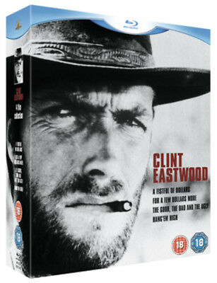 Clint Eastwood Collection DVD (2010) Clint Eastwood ***NEW***