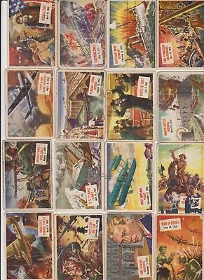 MANY LISTED 1954 Topps SCOOPS PICK ONE CARD/MORE COMPLETE YOUR SET LOW GRADE