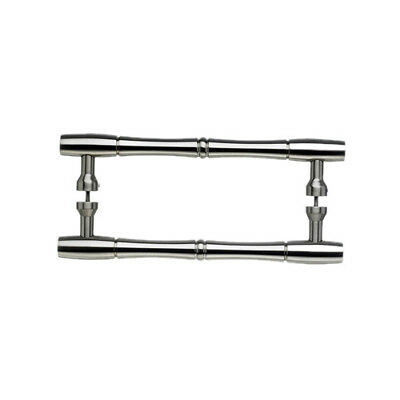 Top Knobs Nouveau Bamboo Back to Back Door Appliance Pull