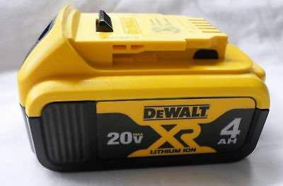 OEM DeWalt DCB2404  20V MAX XR 4AH LITHIUM ION BATTERY NEW/ NO Packaging…