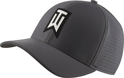 2d8e16d2676 2018 Tiger Woods Nike Golf Classic 99 Fitted TW Golf Hat COLOR  Gray SIZE