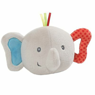 Gund Baby 4061345 Flappy the Elephant Activity Ball Soft Toy