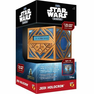 Star Wars Jedi Holocron 20 Questions Puzzle Game Uncle Milton Rebels Sith Empire