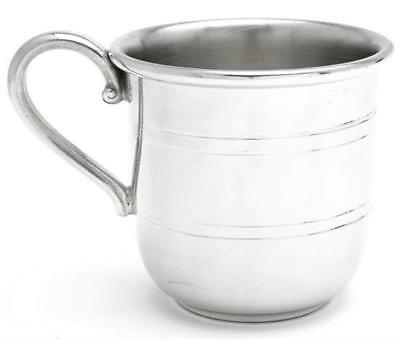 Reed & Barton Baby Cup Cornwall, Pewter , New in box