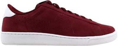 online store aa96d 07d29 Nike Tennis Classic CS Suede Team Red Team Red-White 829351-601 Men s