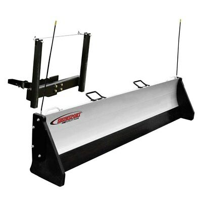 """SnowSport HD 80660 Utility Snow Plow 84"""" 40187 Front Mount Complete Package"""