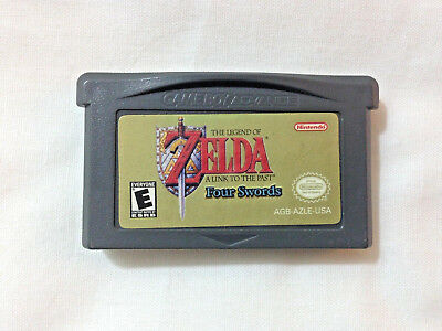The Legend of Zelda Four Swords Gameboy Advance Cartridge Only GBA