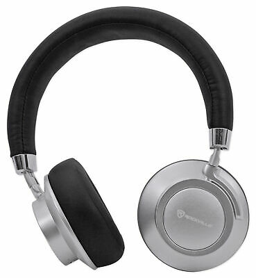 Rockville BTH7 Wireless Bluetooth Headphones For iPhone/Samsung/Android/Galaxy