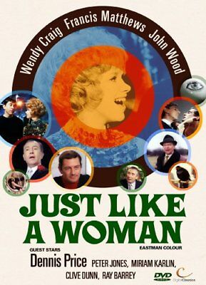 Just Like A Woman [DVD] [1967] - DVD  OEVG The Cheap Fast Free Post