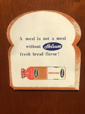 Vintage Advertising Holsum Bread Needle Book 1950s