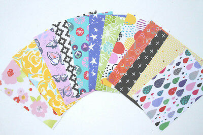 Scrapbooking papers Card making Planner crafts