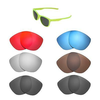 af1cbc8135eaf Walleva Replacement Lenses for Oakley Trillbe X Sunglasses - Multiple  Options