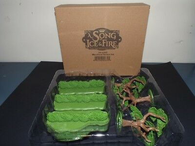 A Song of Ice and Fire Tabletop Miniatures Game Woodland Terrain Set CMON