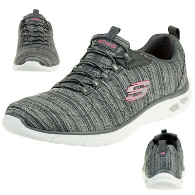SKECHERS RELAXED FIT EMPIRE D'LUX Damen Sneaker Air cooled