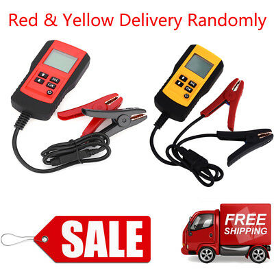 AE300 12V Vehicle Car Digital Battery Test Analyzer Diagnostic Tool LCD Tool