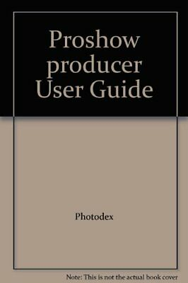 Proshow producer User Guide