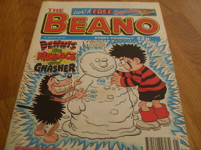The Beano Comic No 2862 May 24Th 1997