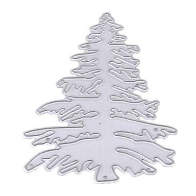 Christmas Trees Cutting Die Stencil,Craft,Card Making,Scrapbooking,Metal 6A