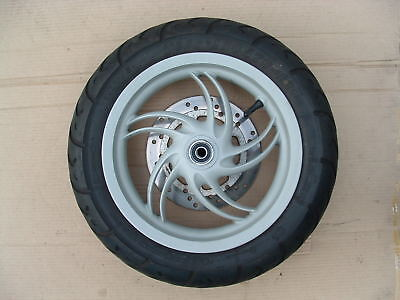 Piaggio Fly 150 Ie 3V 2015 Mod Front Wheel + Disc Good Condition