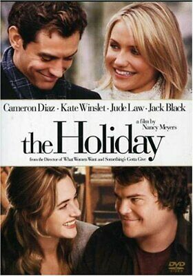 Nancy Meyers - Holiday [DVD] [2006] [Region 1] [US Imp... - Nancy Meyers CD H4VG