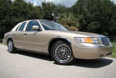 2000 Mercury Grand Marquis  2000 GRAND MARQUIS GS FLORIDIAN EDITION! 27,000 LOW MILES! 2 OWNERS! FL! NEW!