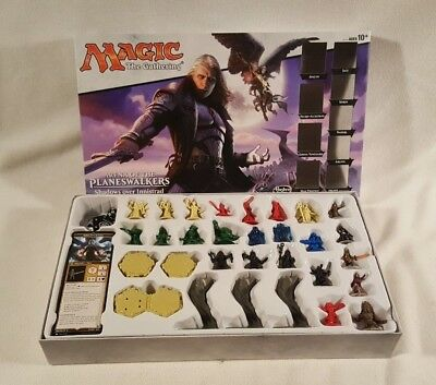 Magic The Gathering Game Board Arena of the Planeswalkers ~ Played Once