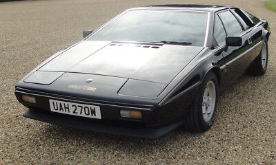 1981 Lotus Esprit Series 2.2