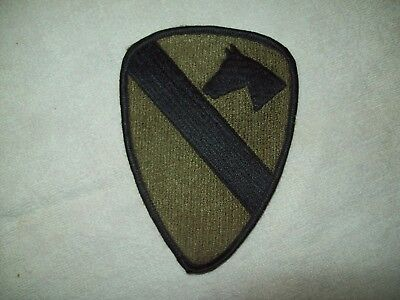 NEW 1960s US Army 1st Cav Air Div Subdu Nam Vietnam Shoulder patch-FREE SHIPMENT