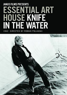 Knife in the Water: Essential Art House New DVD! Ships Fast!