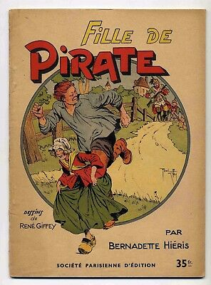 Fille de pirate Giffey SPE 1948 TBE