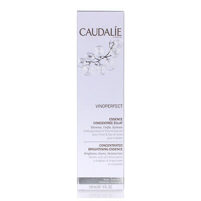 Caudalie Vinoperfect Concentrated Brightening Essence 5oz/150ml NEW IN BOX