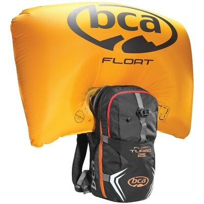 BCA Float 25 Turbo Mountain Avalanche Airbag Bag Backpack w/ Cylinder - 7639-893