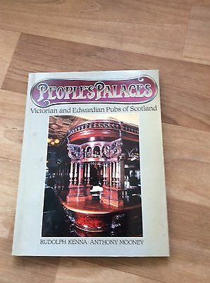 People's Palaces - Victorian And Edwardian Pubs Of Scotland Book