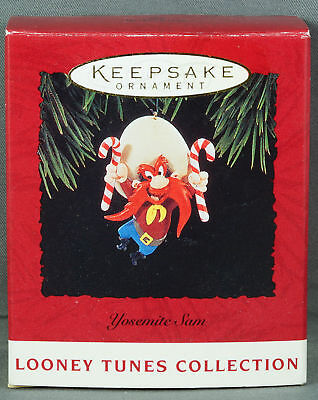 Hallmark Ornament YOSEMITE SAM Looney Tunes New In Box 1994