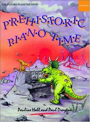 Prehistoric Piano Time Sheet music Book The Cheap Fast Free Post